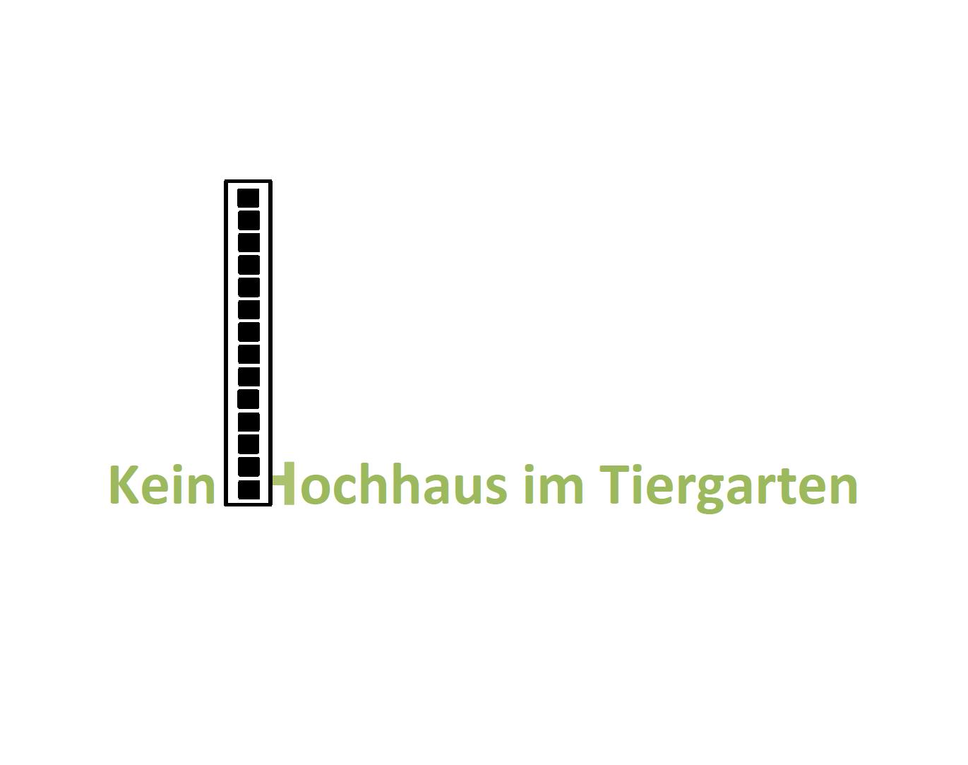 Logo Kein Hochhaus im Tiergarten