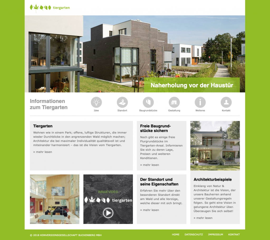 Tiergarten Pforzheim offizielle Website