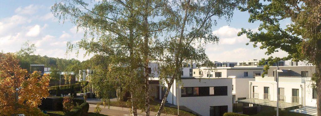 Tiergarten Pforzheim ohne Hochhaus